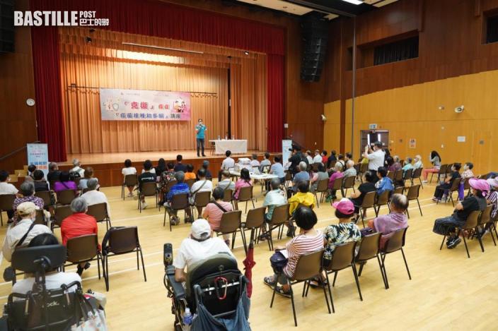 逾400人參與西貢及元朗一站式打針