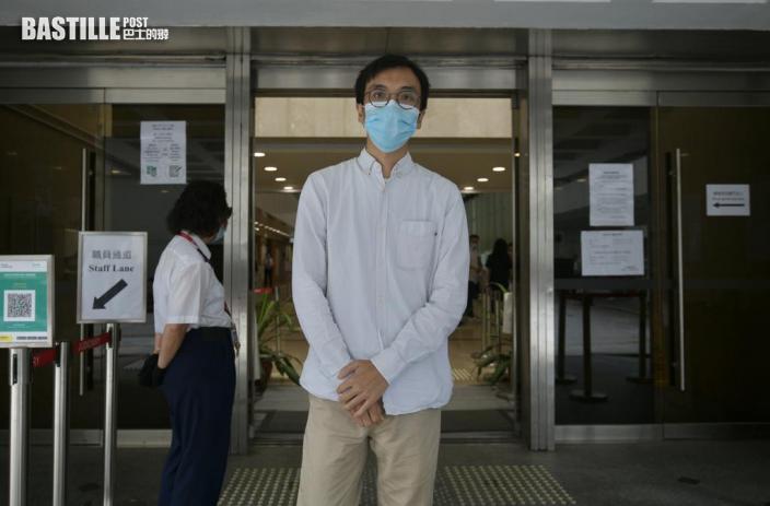 欠交選舉申報書判囚半年 前公民黨執委陳宇明上訴得直即時獲釋