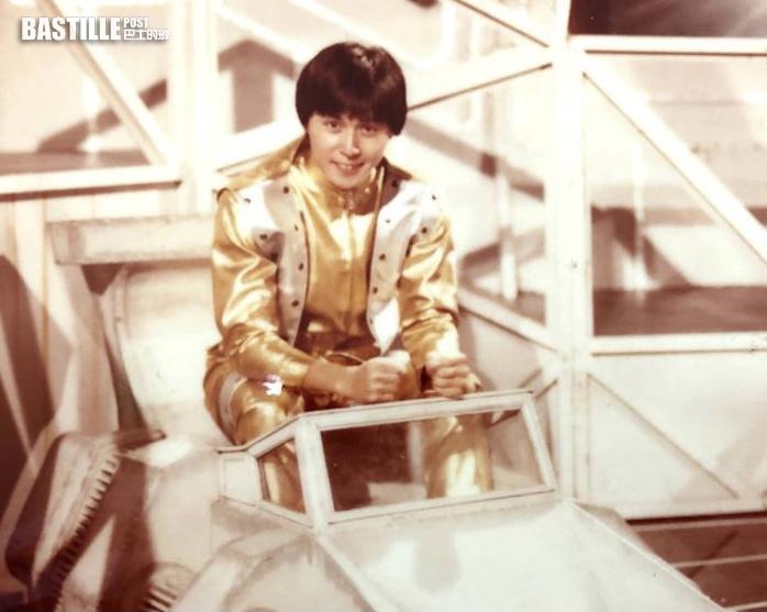 童你一起長大了丨譚玉瑛相隔40年再穿戰衣勁感觸:《430穿梭機》改變了一生