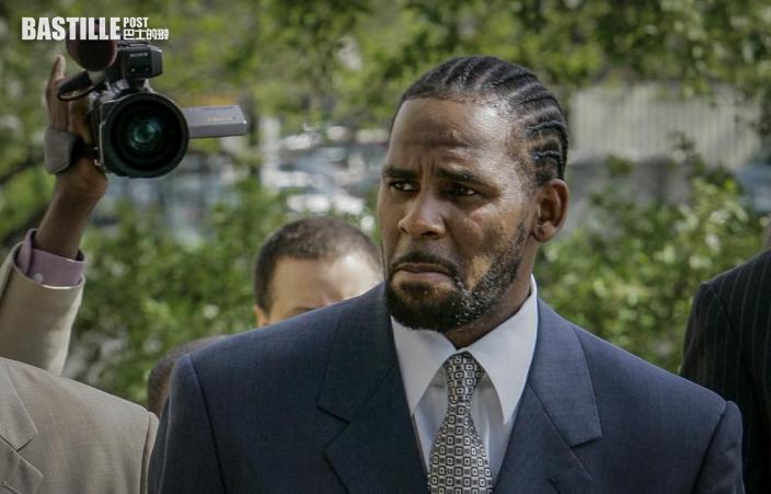 R. Kelly涉性侵9項控罪全部成立 明年判刑恐臨終身監禁