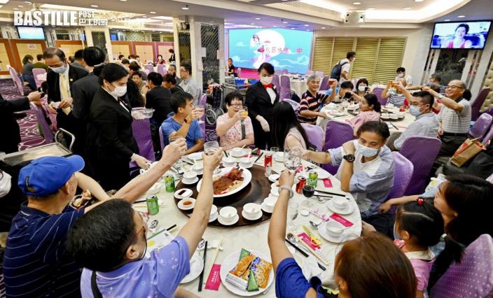 社交距離措施維持至10月13日 D類食肆宴會上限放寬至240人