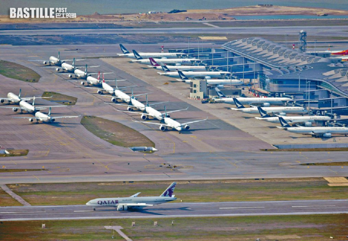 熔斷機制啟動 卡塔爾航空多哈客機今起禁飛香港兩周