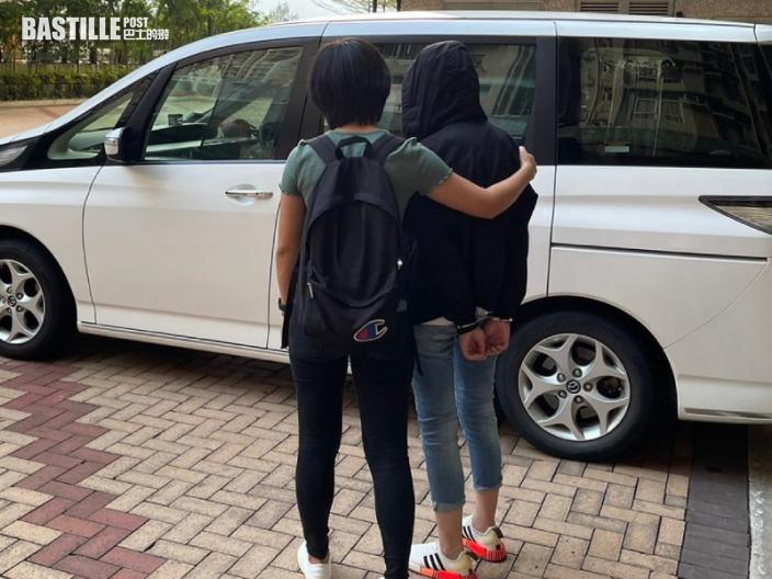 油塘邨單位藏逾萬元毒品 41歲女子被捕