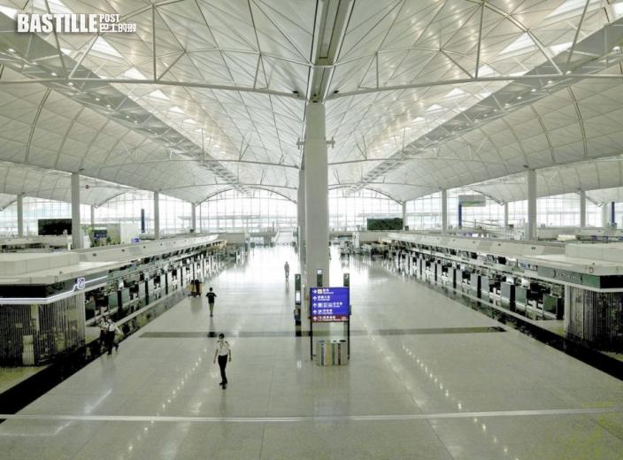 機場貨運員工疑染疫 連續50日本地零確診或斷纜