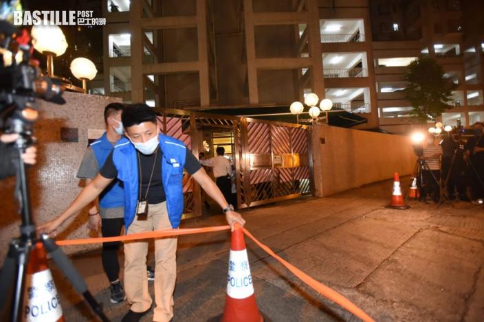 48歲機場貨站服務員初步確診 政府封大圍金獅花園第一期金輝閣強檢