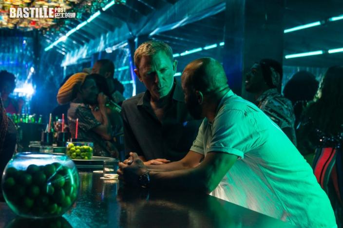 《007:生死有時》港票房破3000萬 創同系列香港最高開畫紀錄