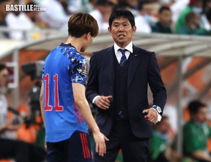 世盃外 日本球迷聯署 要求森保一下台