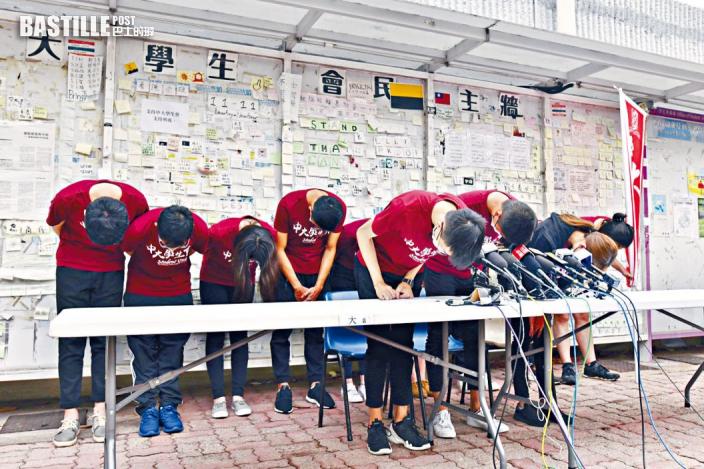 學生組織舉辦活動 楊潤雄︰必須守法