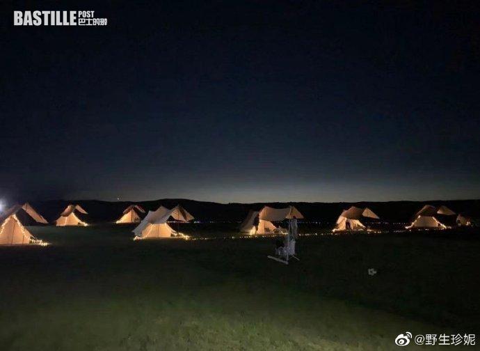內蒙古帳篷營地成網紅景點 遊客實測貨不對辦