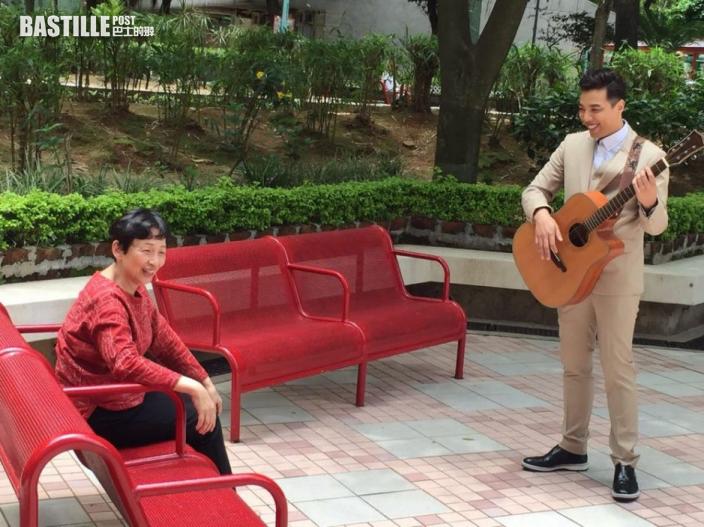 馮素波擔任電台節目嘉賓主持 自爆曾做逃兵