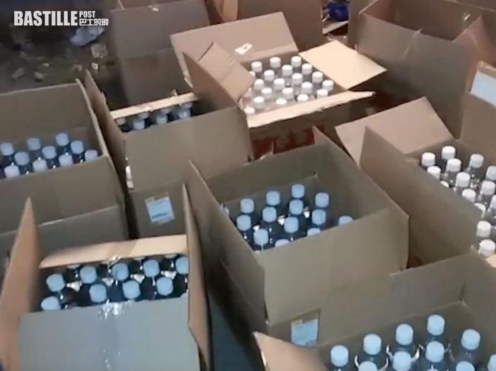 俄國假酒流入巿釀大規模中毒 至少21死