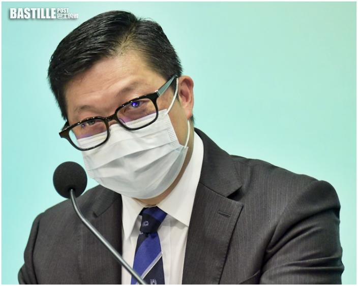 鄧炳強談23條立法 保安局斥網媒《眾新聞》誤導