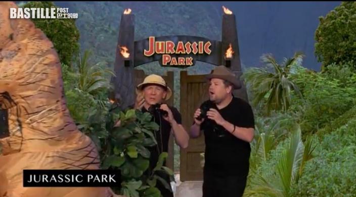 丹尼爾基克亮相名嘴James節目 挑戰九分鐘演技重現經典電影