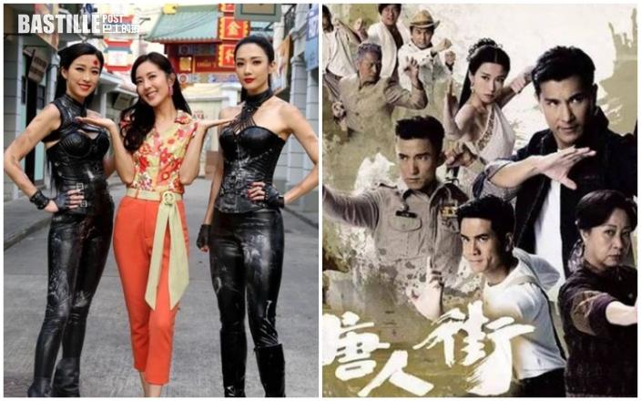 陳展鵬《唐人街》播映無期 張國強:出街還有些距離