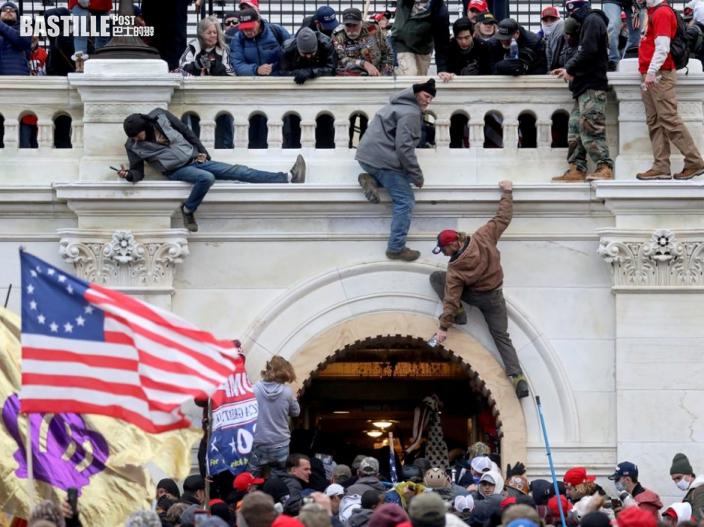 白宮授權交國會山莊暴亂文件 指特朗普圖阻撓調查