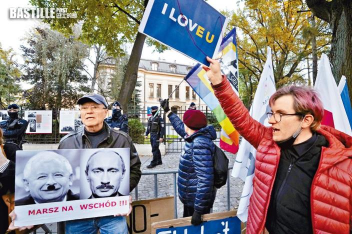 波蘭憲法凌駕歐盟法 恐隨英國步向「脫歐」