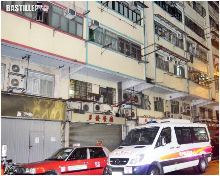 深水埗唐樓單位電線短路起火 15住客自行疏散