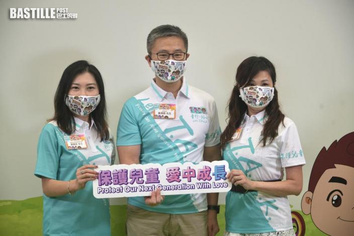 虐兒個案按年增近7成 蕭澤頤冀社會同心保護兒童福祉