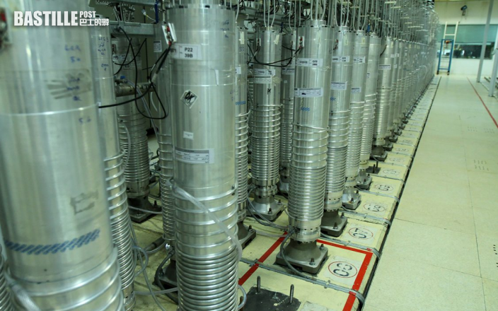 伊朗純度20%濃縮鈾庫存量倍增至逾120公斤