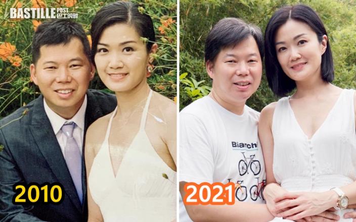 方健儀結婚11年 認定那個他:能毫無顧忌地大笑大喊講粗口放臭屁