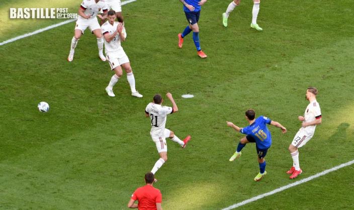 歐國聯 巴列拿再破魔門 意軍贏2:1奪季