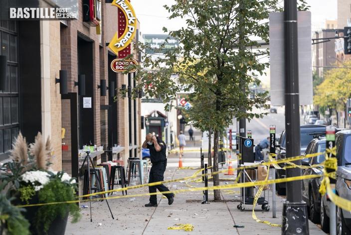 美國明尼蘇達州發生槍擊案 1死14傷