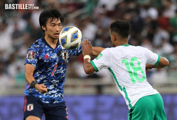 世盃外|狂攻澳洲 日本部署變色龍行動