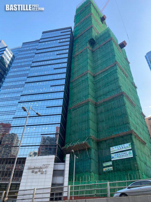 中國波頓1.56億購億京觀塘道368號頂層