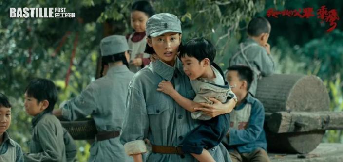 吳京讓3歲兒子演出國慶電影  老婆爆料:孩子好久沒見爸爸