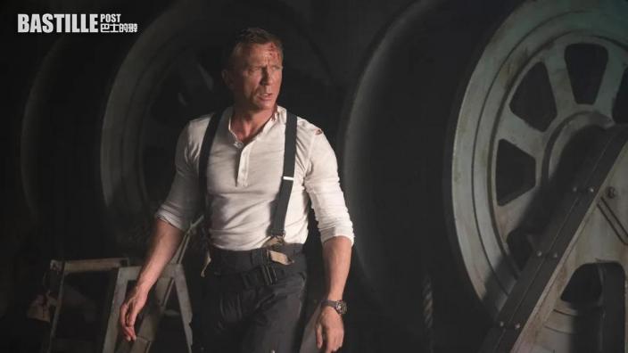 丹尼爾基克新作票房遜於預期 《007:生死有時》 僅勝首部邦片