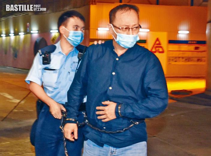 網台主持傑斯與女助手涉煽動及洗黑錢等罪 案押12月再訊