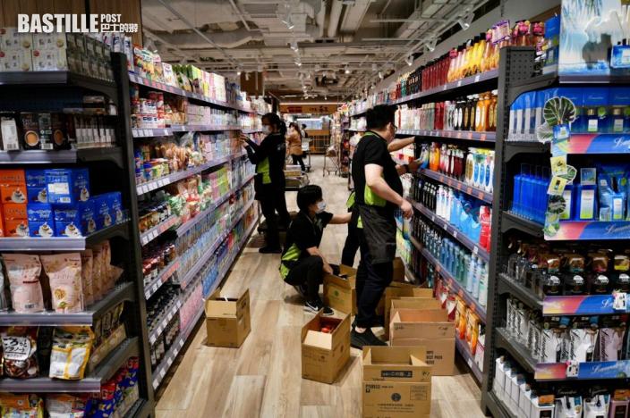 一田超市大埔店周三重開 消費券刺激百貨部生意升
