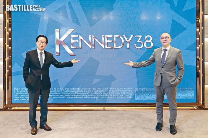 KENNEDY 38最快下月初出擊