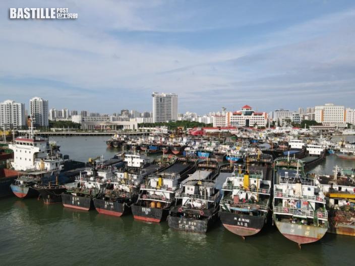 「圓規」午後登陸海南 颱風橙色預警發布三級應急響應啟動