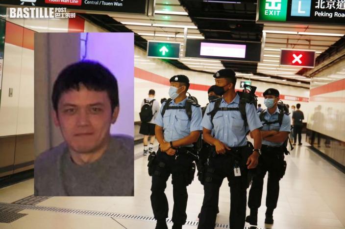 的士謀殺案 警方反恐特勤隊到尖東站搜索 街坊指兇徒少對話