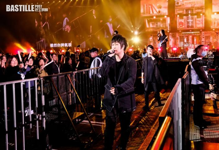 五月天傳在台灣舉行跨年演唱會  唱片公司未有否認
