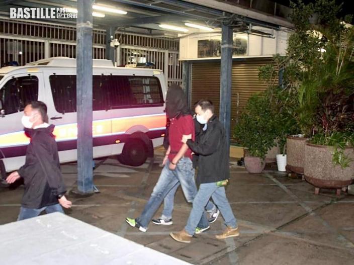 的士謀殺案|拘捕地點附近發現9厘米摺刀 警方相信疑兇不認識死者