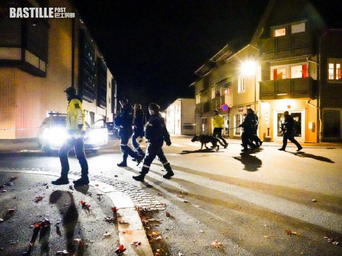 挪威男子持弓箭襲擊民眾 釀至少5死2傷