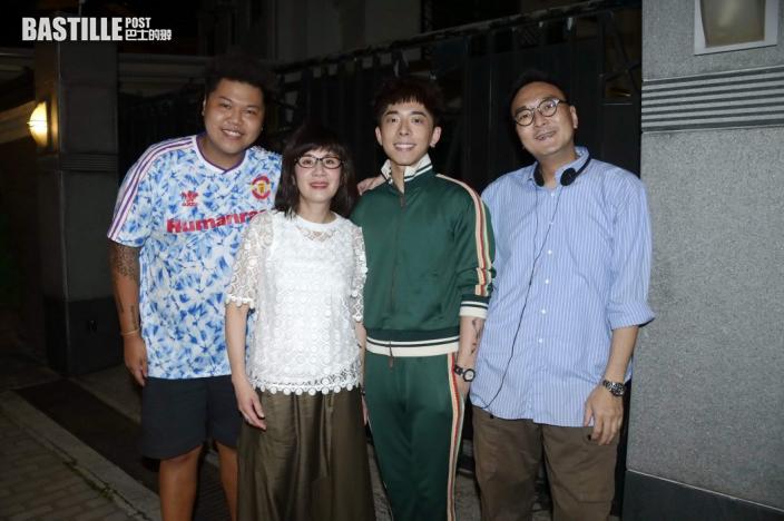 Ian盛傳將接拍首部電影  孖黃又南合演驚慄喜劇