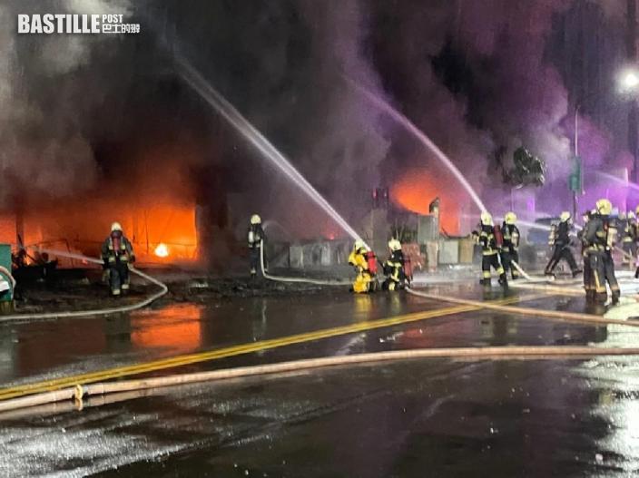 高雄大火 9樓住客搭電梯逃生: 40年來最慘烈火災