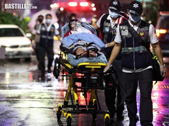 高雄大火|增至11死逾30人命危 不排除涉縱火警帶走4人