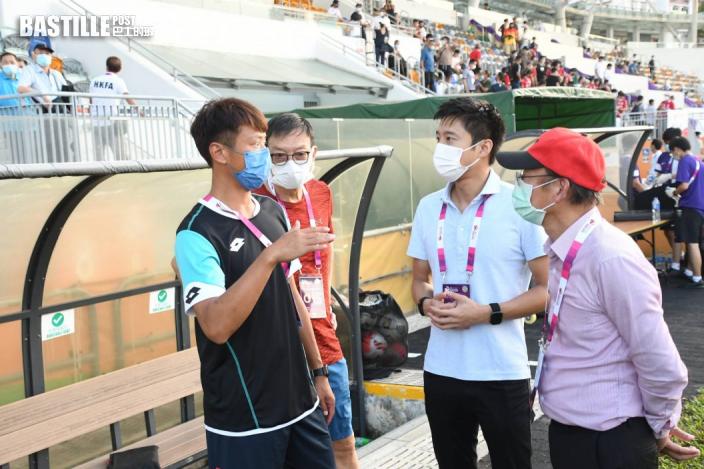 菁英盃 香港U23輸波現死穴 張健峰嚴令戒陋習
