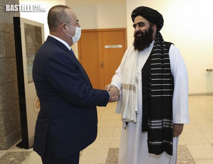 塔利班新政府首訪安卡拉 土耳其籲讓女性受教育及就業