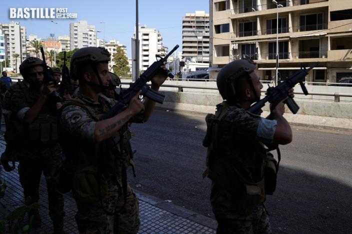 黎巴嫩槍擊事件增至最少6死32傷 周五全國哀悼 總統籲民眾冷靜